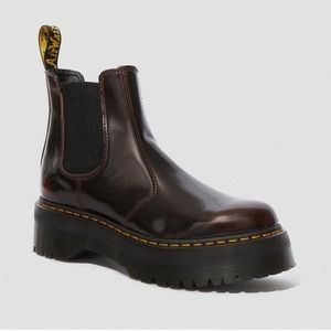 Dr. Martens 2976 Arcadia Platform Chelsea Boots
